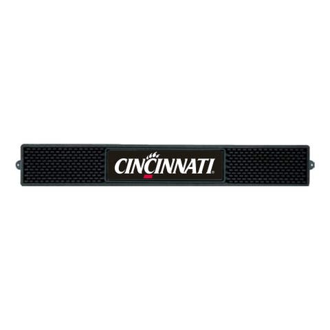 "FANMATS University of Cincinnati Vinyl Drink Mat 3.25""x24"""
