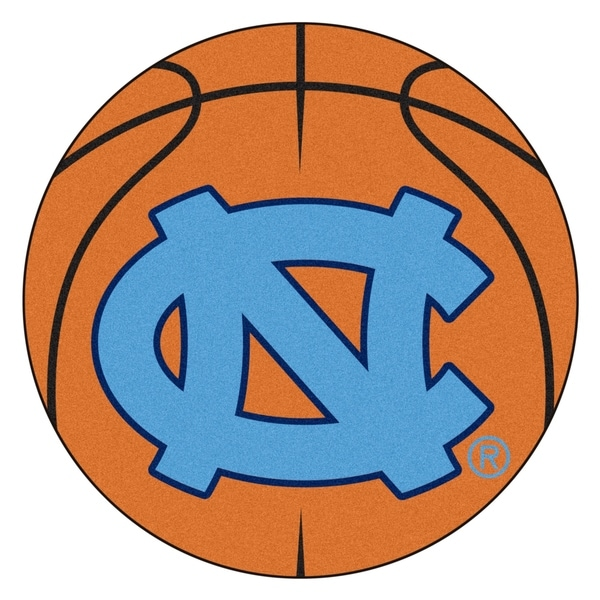 Shop Fanmats Unc Chapel Hill Basketball Mat Ball Mat 27