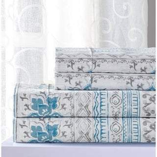 Essential Willow Printed Sheet Set