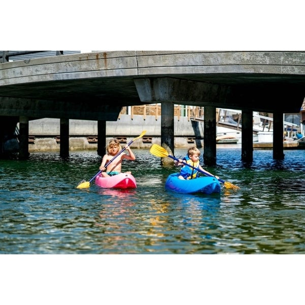 Kids Kayak - polypropylene. Opens flyout.