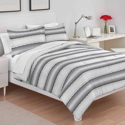 Martex Emma White Comforter Set