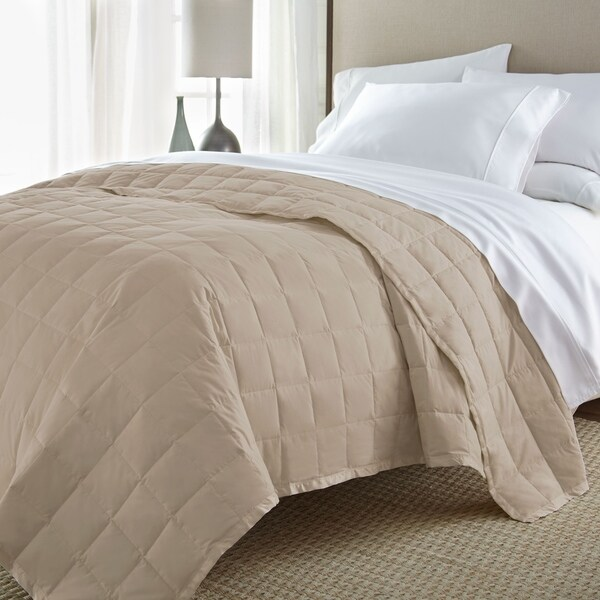 Cotton Filled Down Comforter