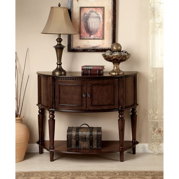 Williams Import Roxbury Traditional Side Table in Cherry Finish