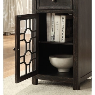 Williams Import  Killeen Transitional Side Table