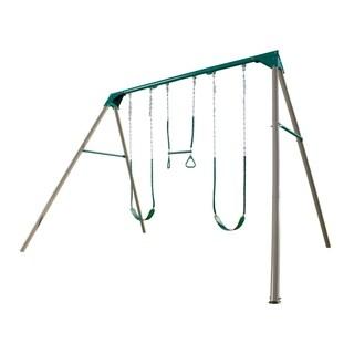 Lifetime 10-Foot Swing Set (Earthtone), 290038