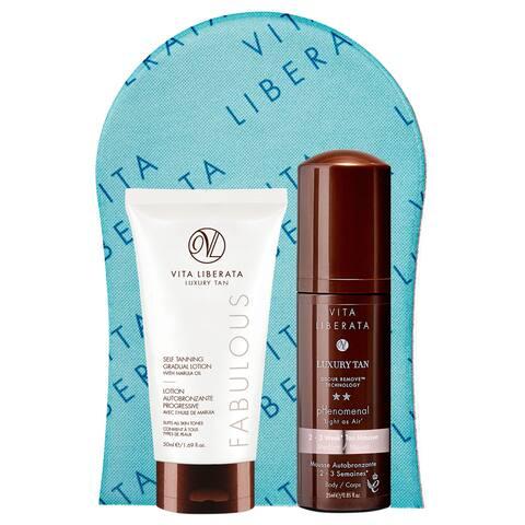 Vita Liberata Bronze Basics Kit