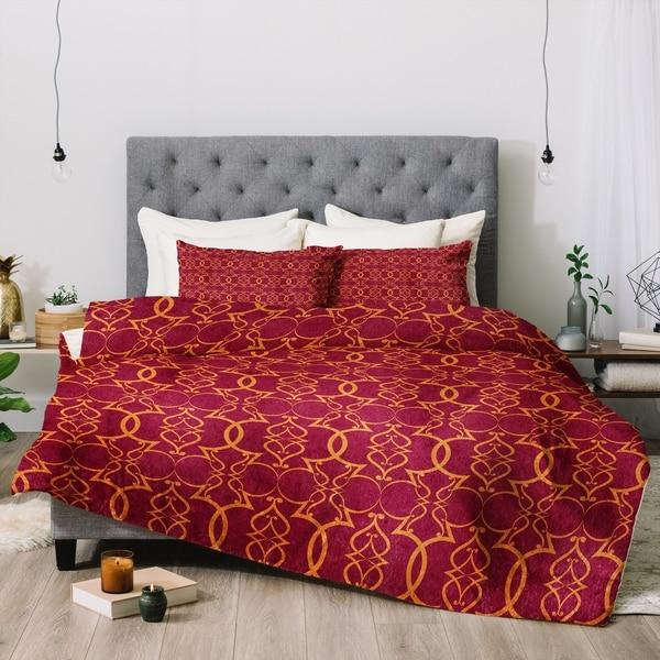 Deny Designs Trellis 3-Piece Comforter Set. Opens flyout.