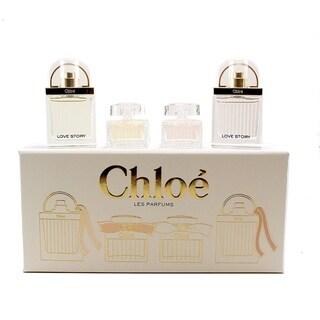 Chloe Les Parfums 4 Pc Gift Set