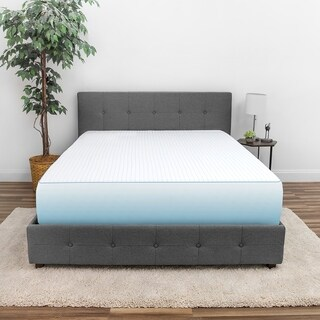 Cool Ice Waterproof Mattress Protector - White