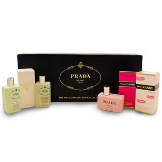 Prada Miniature Collection 6 Pc. Gift Set