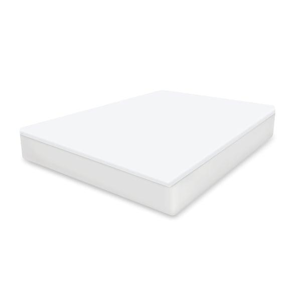 SwissLux Essentials Waterproof Mattress Protector - White