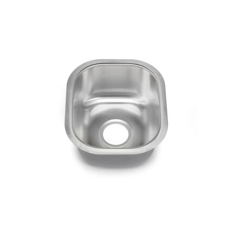 Hahn Small Single Bowl - 18 Gauge