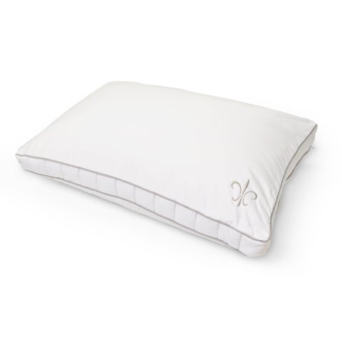 "Stearns & Foster 2"" Gusset Hypoallergenic 1000 Thread Count Pillow - White"