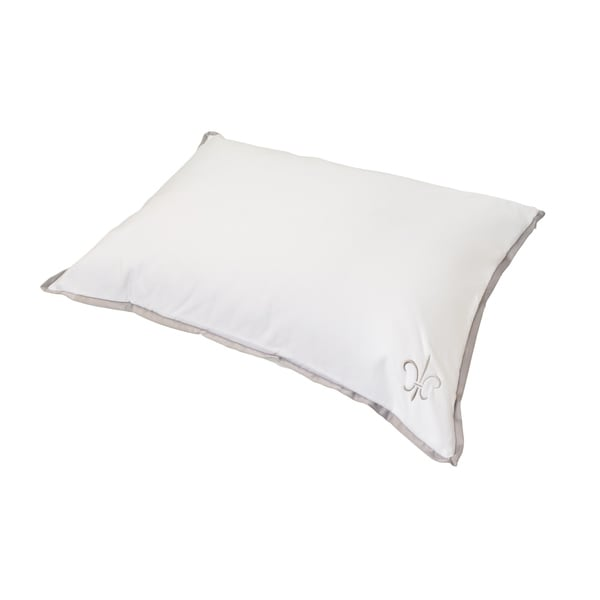 Stearns & Foster 1000 Thread Count Hypoallergenic Pillow - White
