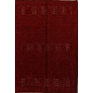 "Strick & Bolton Francesco Hand-knotted Wool Heirloom Item Area Rug - 7'0"" x 10'0"""