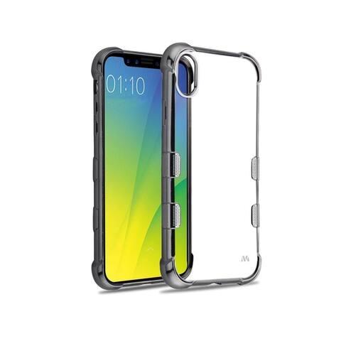 Insten Tuff Klarity PC/TPU Rubber Transparent Case Cover for Apple iPhone XR