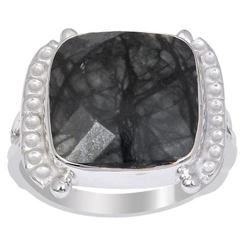 d2cb5f49300b1 Jasper Rings   Find Great Jewelry Deals Shopping at Overstock