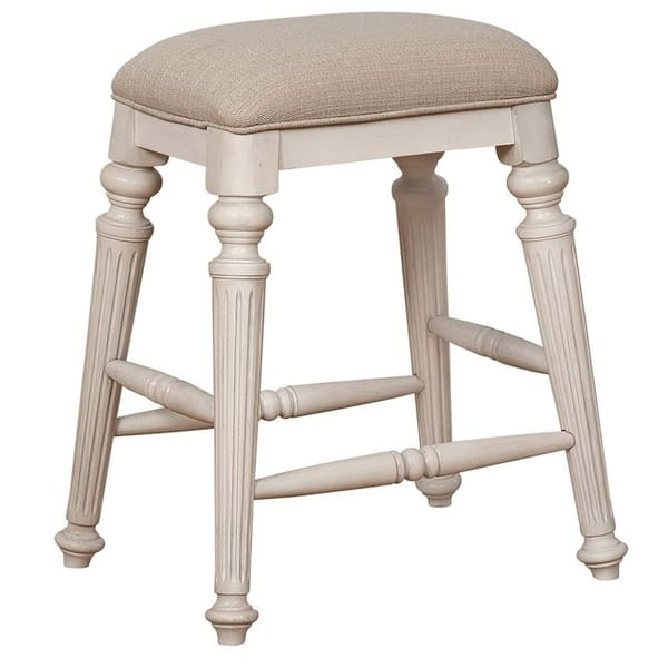 Prime West Chester Traditional Kitchen Island Backless Stool Beatyapartments Chair Design Images Beatyapartmentscom