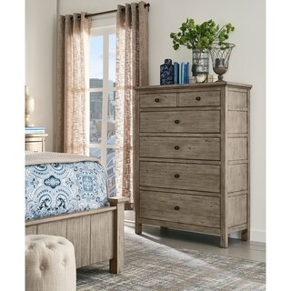 Hideaway Collection Orchard Grey Chest