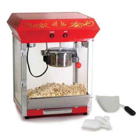 Elite EPM-487 Tabletop Popcorn Popper