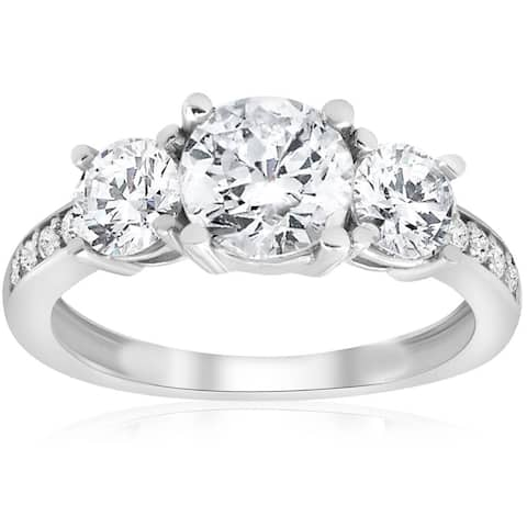 2210ba3418da3 2 to 2.5 Carats Engagement Rings | Shop Online at Overstock