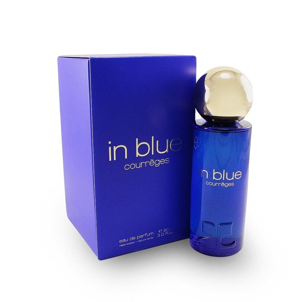 Courreges In Blue Women's 3 ounce Eau de Parfum Spray