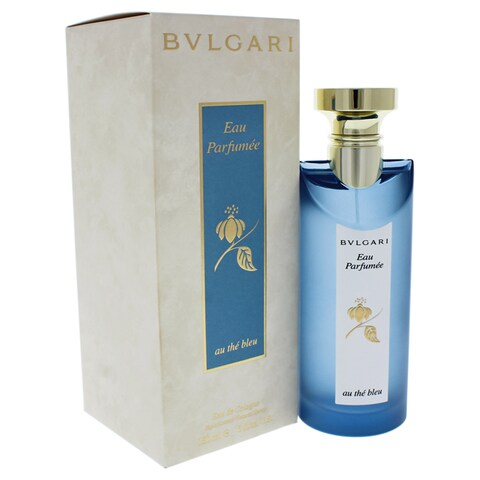 Bvlgari Au The Bleu Eau Parfumee 5-ounce Eau de Cologne Spray