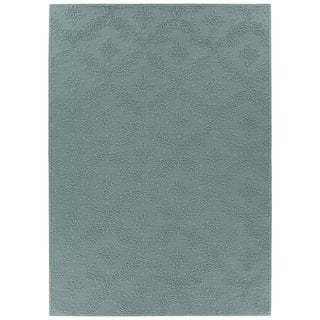 Charleston Sea Foam  Living Room Area Rug