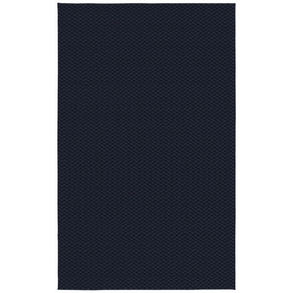 Shop medallion navy living room area rug free shipping - Navy rug living room ...