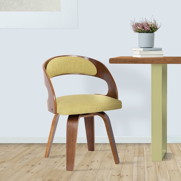 Shop Chantry Contemporary Dining Chair In Walnut With