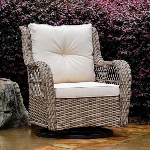 Coal Bay Swivel Glider by Havenside Home