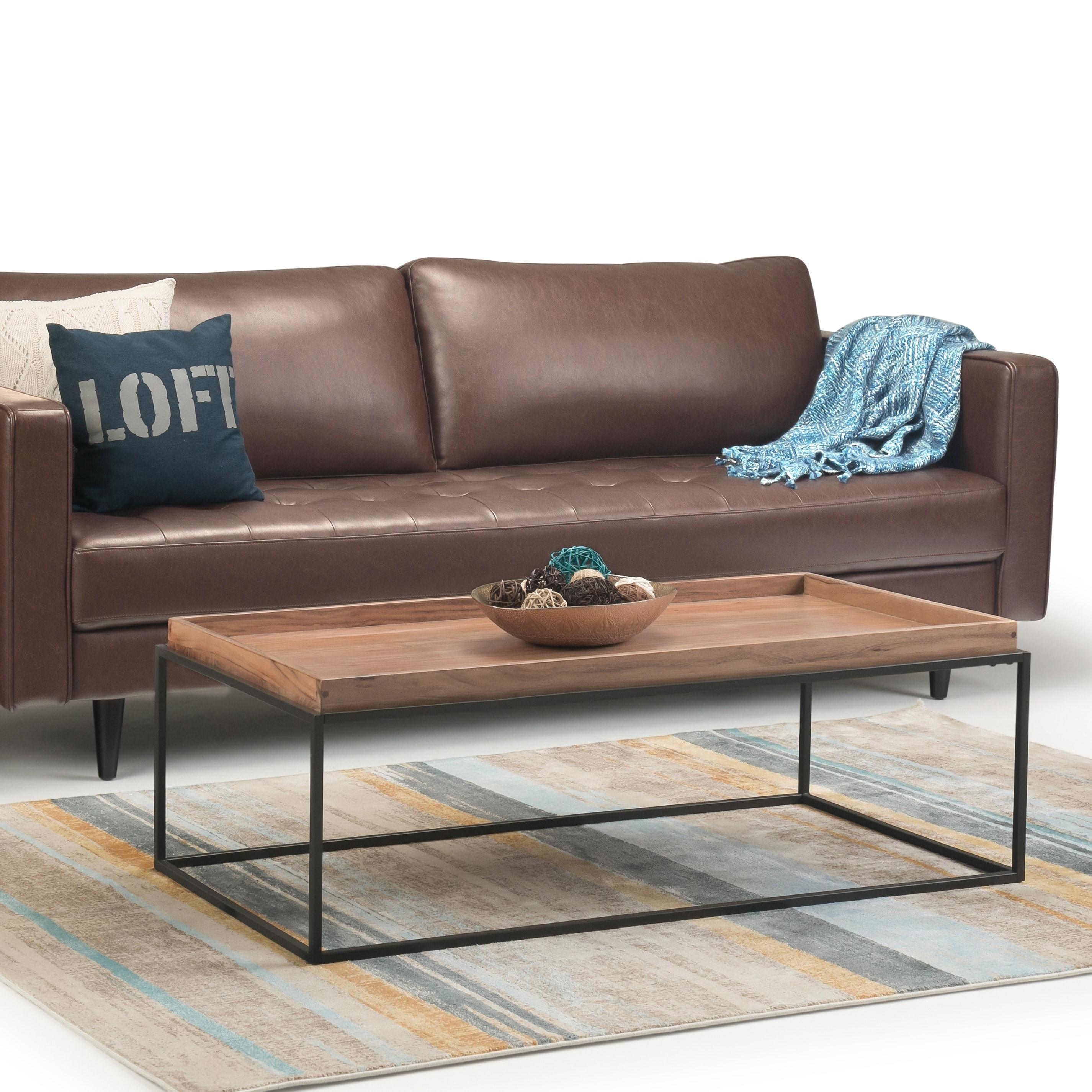 Carbon Loft Kosana Tray Top Coffee Table Overstock 25692957