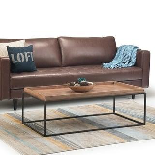"Carbon Loft Kosana Tray Top Coffee Table - 47.2""W x 23.6"" D x 15.8"" H"