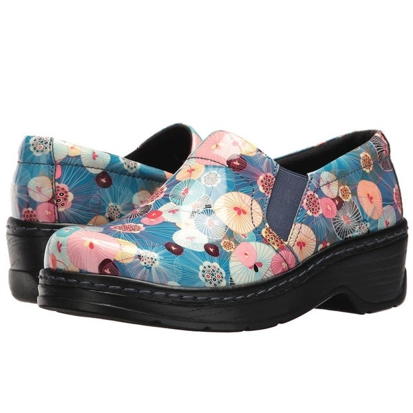 Shop Klogs USA Naples Women s Clog Shoes Sea Whimsey - Free Shipping Today  - Overstock - 25693005 56cdef120f