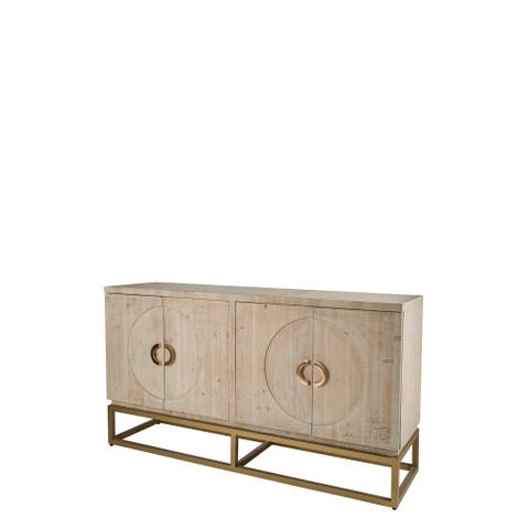 Statements by J Toretto Sideboard, 32.5 Inch Tall