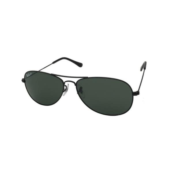 b1c407ee1d Shop Ray-Ban RB3362 Cockpit Unisex Sunglasses - Black - Free Shipping Today  - Overstock - 25693903