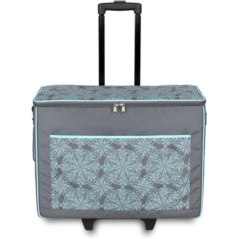 Brother ScanNCut DX Rolling Tote Bag Gray