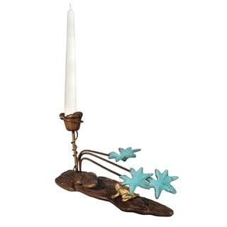 "Springdale 5""H Frog Candle Holder (Candles Not Included)"
