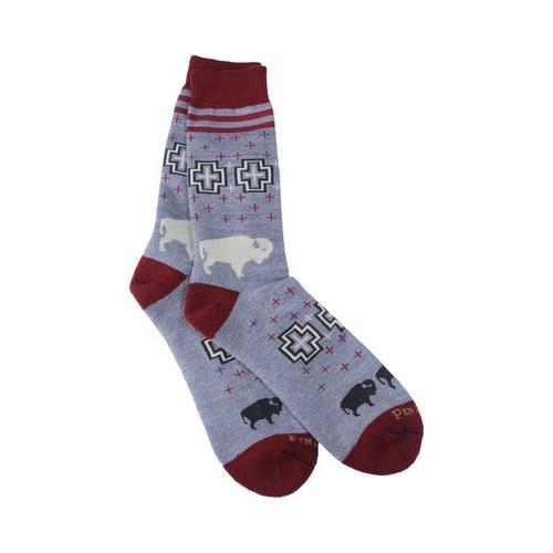 a0c3ffa21 Shop Pendleton San Miguel Camp Sock Grey - On Sale - Free Shipping On  Orders Over $45 - Overstock - 21897622