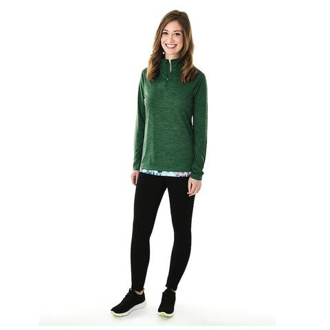 Charles River Moisture Wicking Athletic Pullover