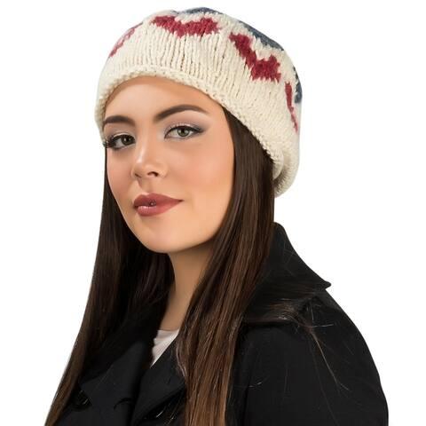 Aerusi Origin Winter Warm Women Beret