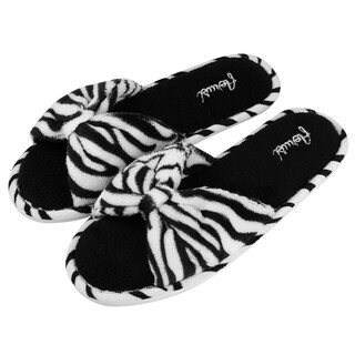 Aerusi Cozy Slide SPA Memory Foam Women Home Slipper
