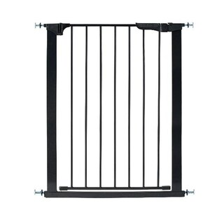Kidco Tall And Wide Auto Close Gateway Safety Gate - Black (OPEN BOX)