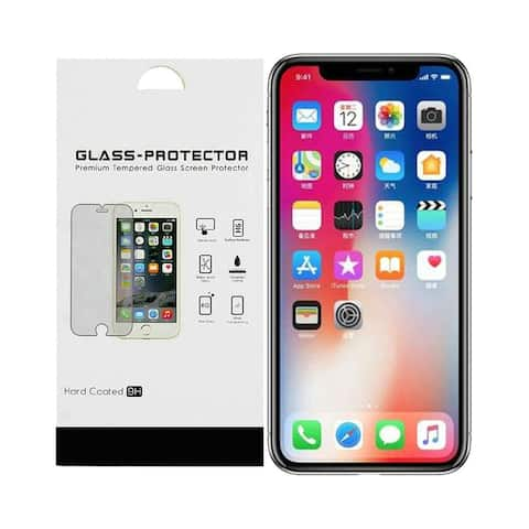 Insten Clear Tempered Glass Screen Protector for Apple iPhone XR