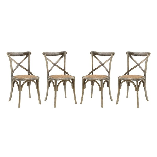The Gray Barn Wild Hen Dining Side Chair (Set of 4). Opens flyout.