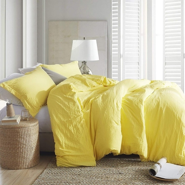 Porch & Den Arlinridge Limelight Yellow Comforter