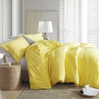 Natural Loft Comforter - Limelight Yellow
