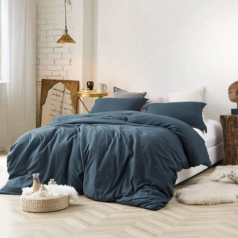 Porch & Den Arlinridge Navy Comforter