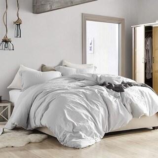Natural Loft Comforter - Glacier Gray