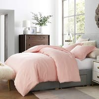 Natural Loft Comforter - Rose Quartz